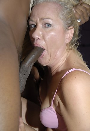 Free Mature Interracial Porn Pictures