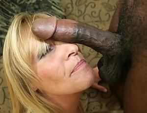 Free Mature Big Black Cock Porn Pictures